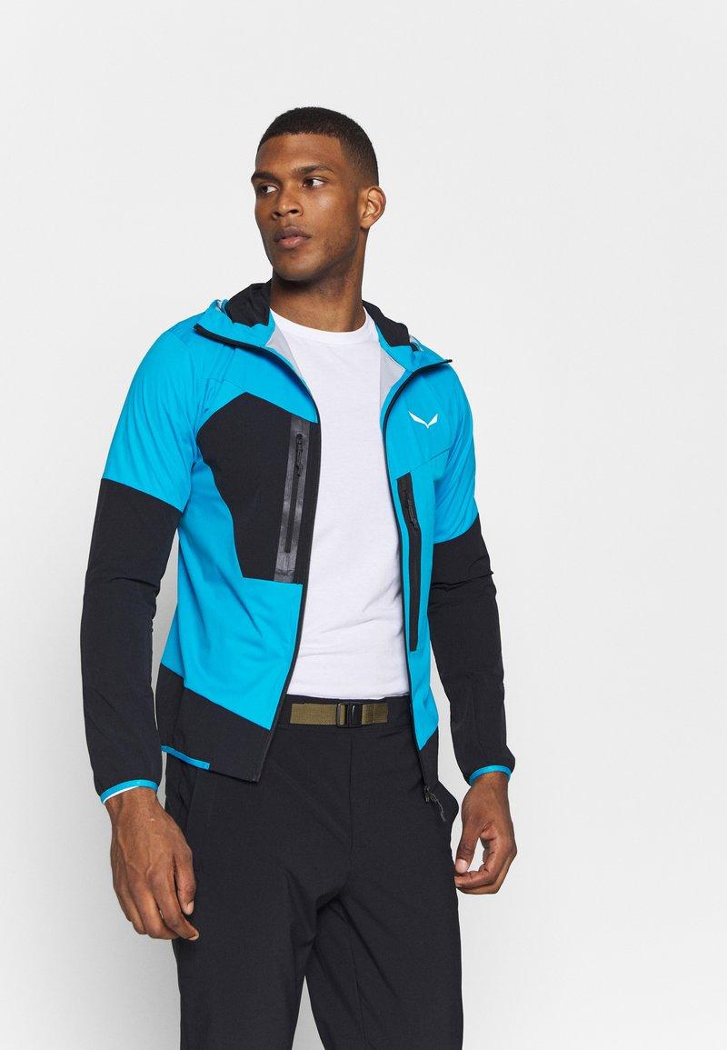Salewa - PEDROC - Outdoor jacket - blue danube