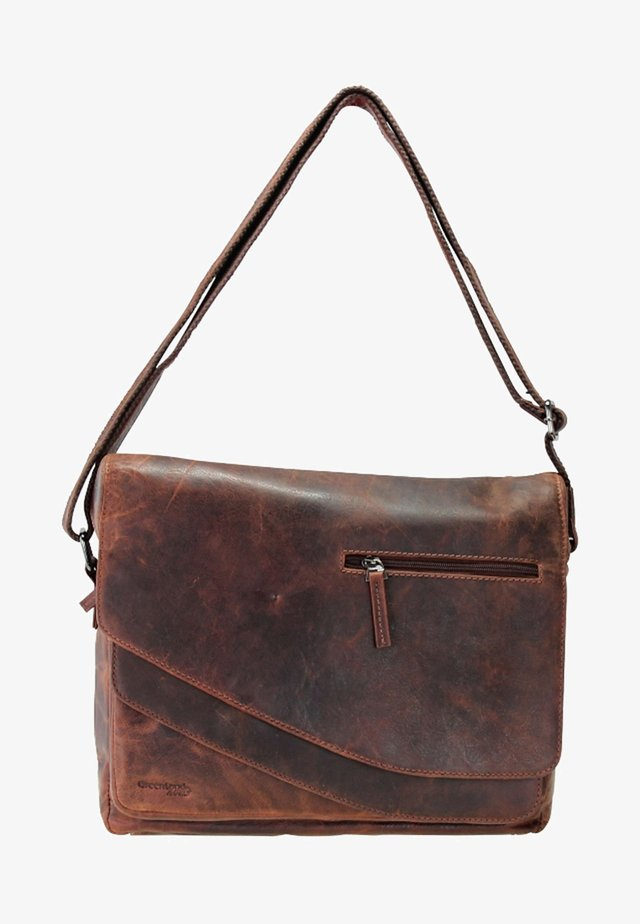 MONTANA  - Across body bag - brown