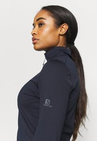 Salomon - OUTRACK - Long sleeved top - night sky - 3