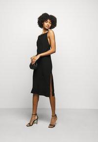 Iro - MORPHEA DRESS - Shift dress - black - 1