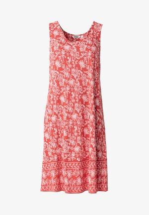 DANYLYNN - Žerzejové šaty - red