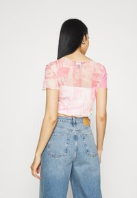 NEW girl ORDER - MIXED EDGED  - T-shirt print - multi - 2