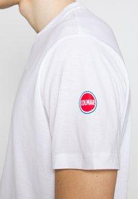 Colmar Originals - SOLID COLOR - Jednoduché triko - white - 4