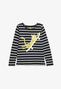La Queue du Chat - STRIPES  - Langarmshirt - navy - 2