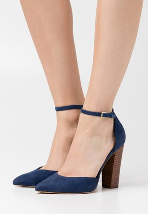 NICHOLESD - High heels - navy
