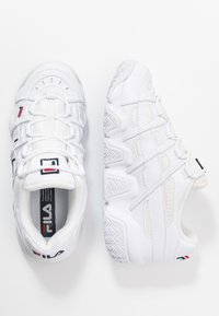 Fila - UPROOT  - Skate shoes - white - 3