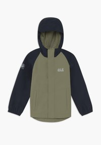 Jack Wolfskin - TUCAN KIDS - Outdoor jacket - khaki - 0