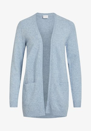 VIRIL OPEN - Strikjakke /Cardigans - ashley blue