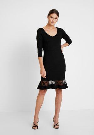 Day dress - black/black