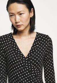 Lauren Ralph Lauren - Long sleeved top - black/white - 4