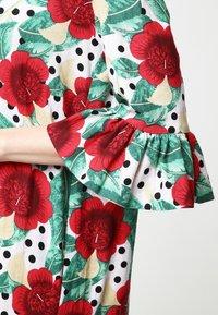 Madam-T - Maxi dress - rosa rot - 6