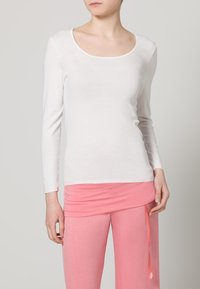 Schiesser - Pyjama top - white - 1