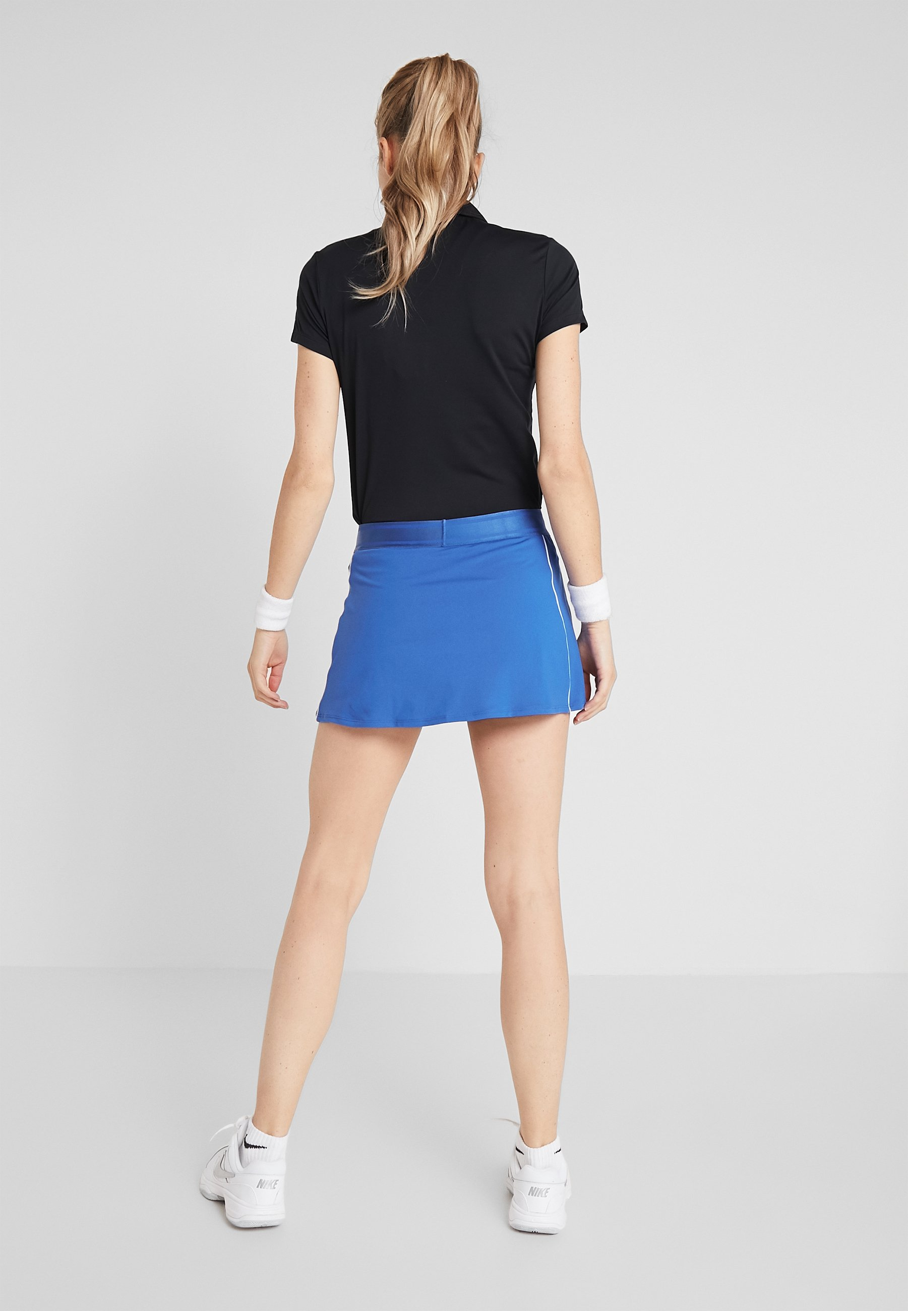 Nike Performance DRY SKIRT - Sports skirt - game royal/white iXVNI