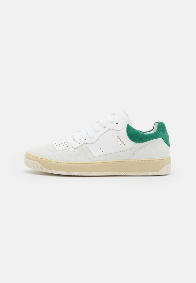 CPH350M - Sneakersy niskie - white/green