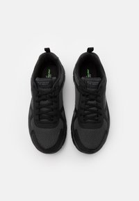 Skechers Wide Fit - TRACK BUCOLO - Sneaker low - black - 3