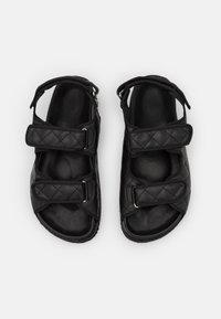 Trendyol - LILA - Sandals - black - 4