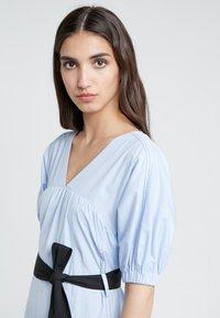 3.1 Phillip Lim - MIDI FLARE DRESS - Day dress - oxford blue - 4