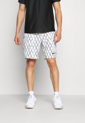 Urheilushortsit - white/black
