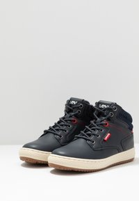 Levi's® - NEW FAINO MID - High-top trainers - navy - 3