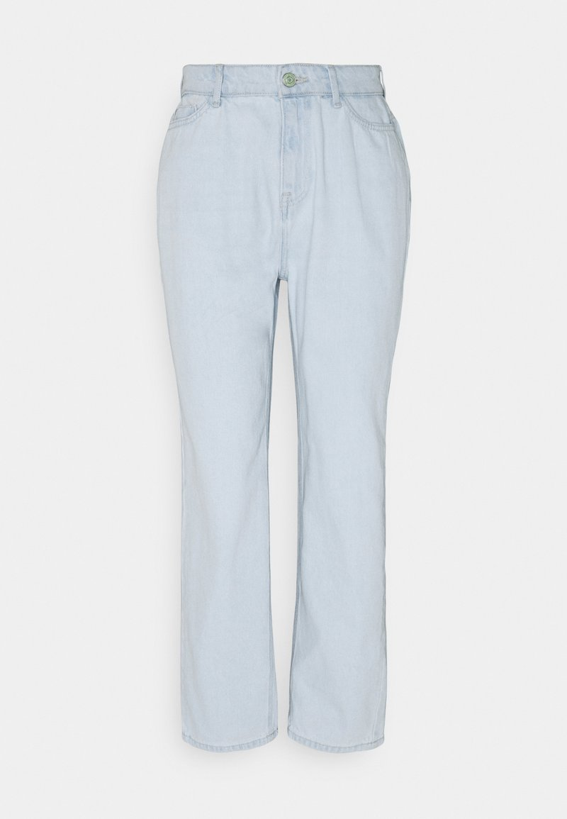 Noisy May - NMBROOKE DAD - Relaxed fit jeans - light blue denim/ice blue