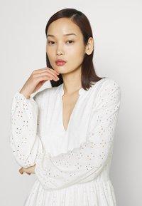 Vila - VIKAWA  - Day dress - snow white - 3