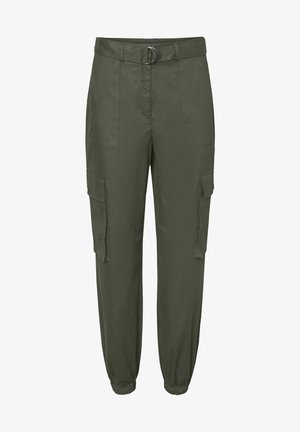 Cargo trousers - beetle