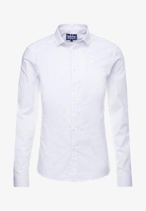 STRETCH - Overhemd - white
