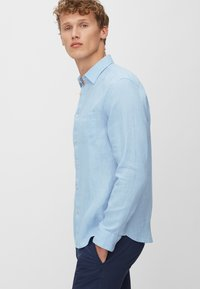 Marc O'Polo - Shirt - light blue - 3