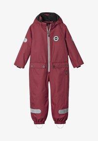 Reima - SEVETTI - Snowsuit - jam red - 0