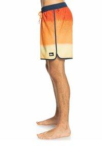 Quiksilver - MASSCAL - Swimming shorts - orange pop - 3