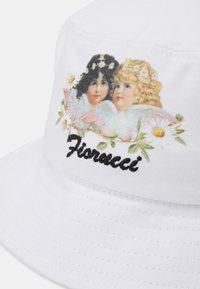 Fiorucci - DAISY BUCKET HAT UNISEX - Hat - white - 4