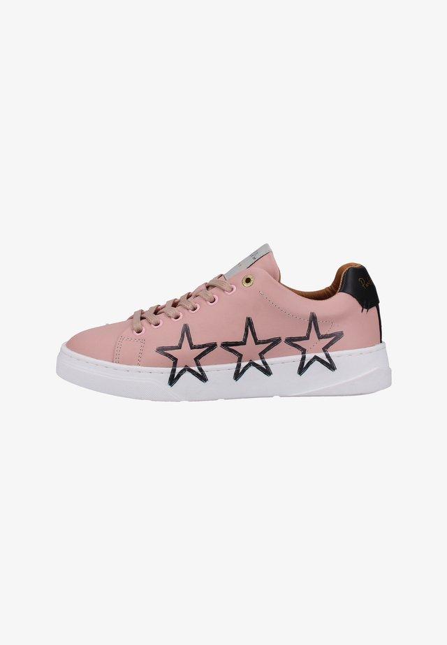 Baskets basses - light pink