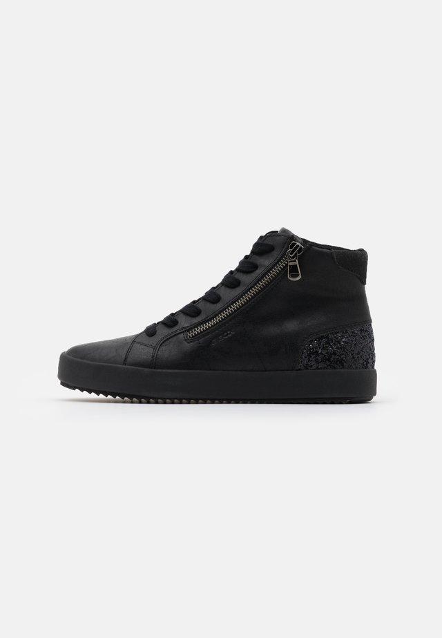 BLOMIEE - Höga sneakers - black