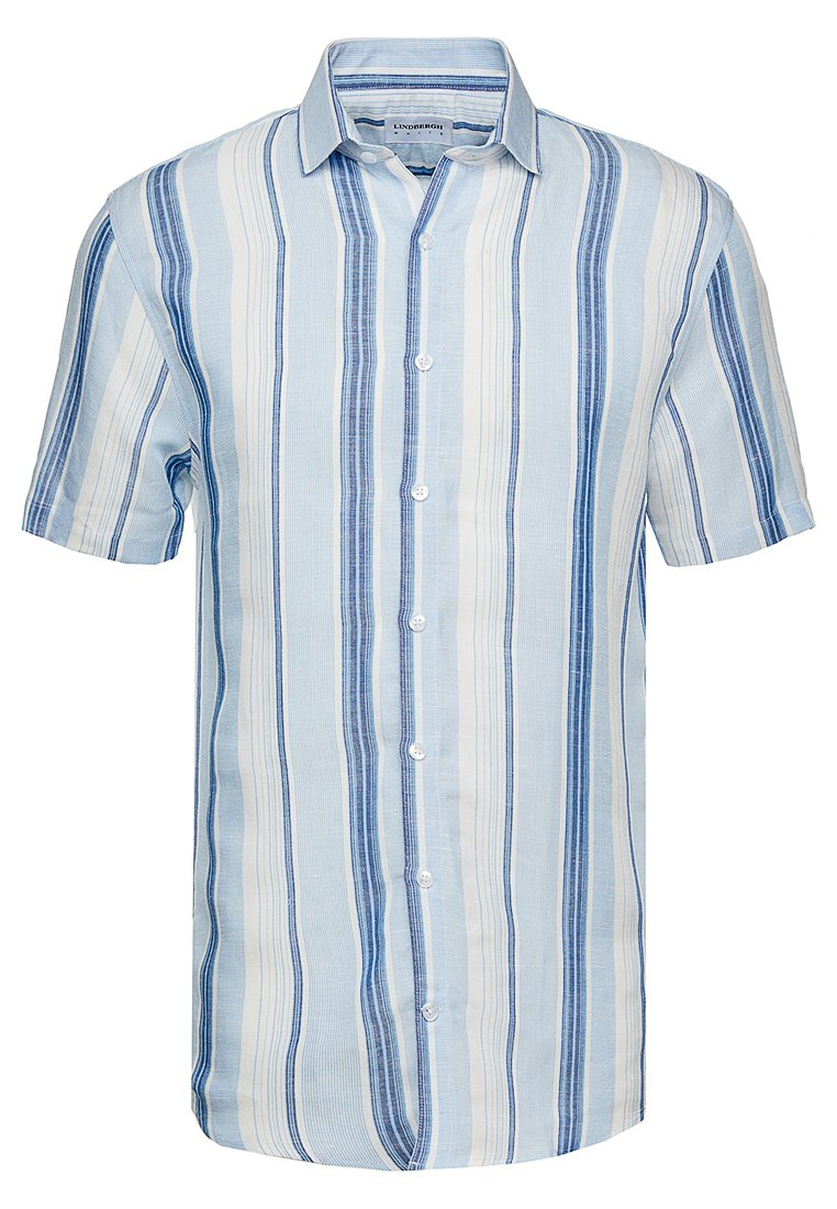 striped shirt skjorte lindbergh