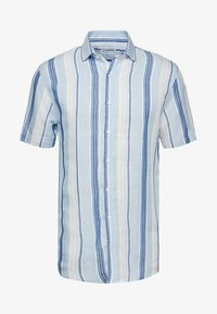 Lindbergh - STRIPED - Skjorta - blue - 3