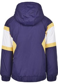 Starter - Winter jacket - starter purple/wht/buff yellow - 7
