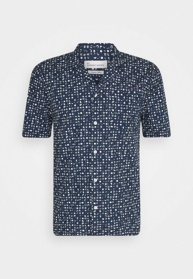 VALDE - Camicia - navy blazer