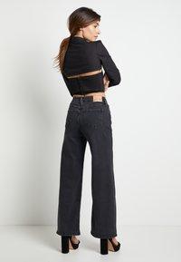 Pepe Jeans - DUA LIPA X PEPE JEANS - Straight leg jeans - grey denim - 2