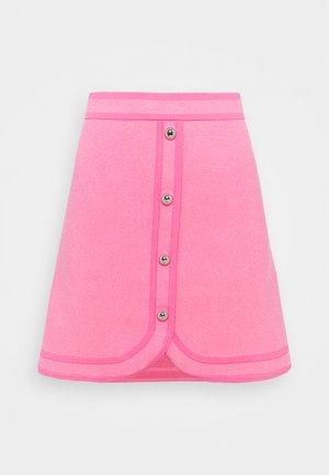 Mini skirt - rose
