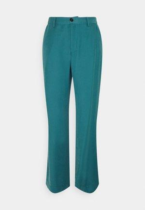 DEBORAH - Trousers - tide blue