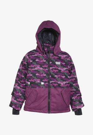 JOSEFINE JACKET - Lyžařská bunda - light purple