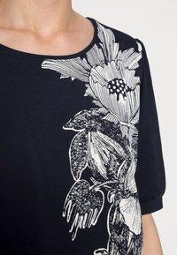 edc by Esprit - COO  - T-shirt print - navy - 4
