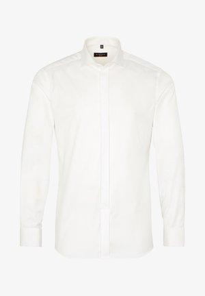 SLIM FIT - Formal shirt - beige