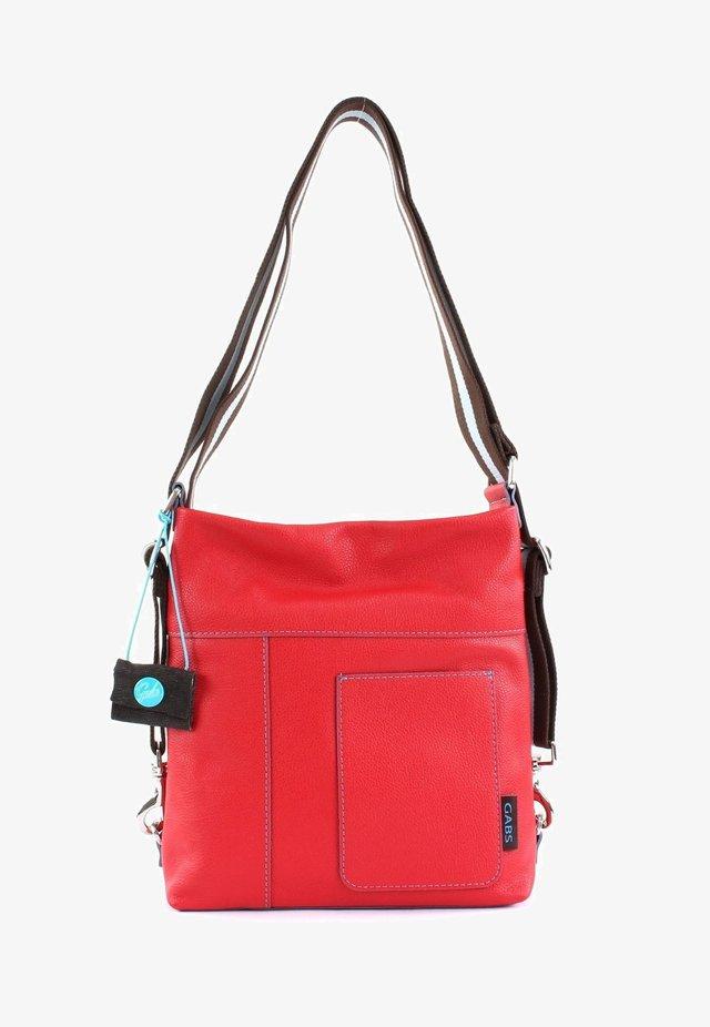 CLARISSA  - Tote bag - red