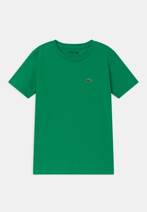 LOGO UNISEX - Basic T-shirt - palm green