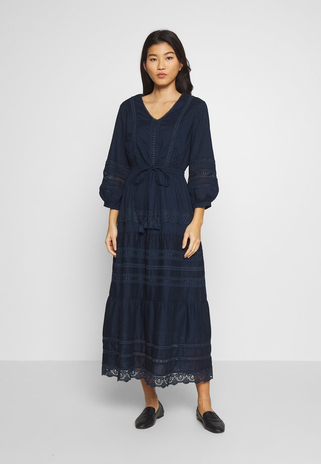 VIENA DRESS - Day dress - dark navy
