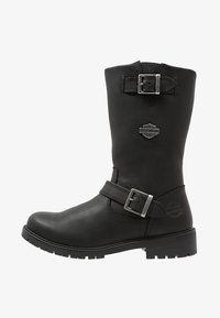 Harley Davidson - RANDY - Cowboy/Biker boots - black - 0