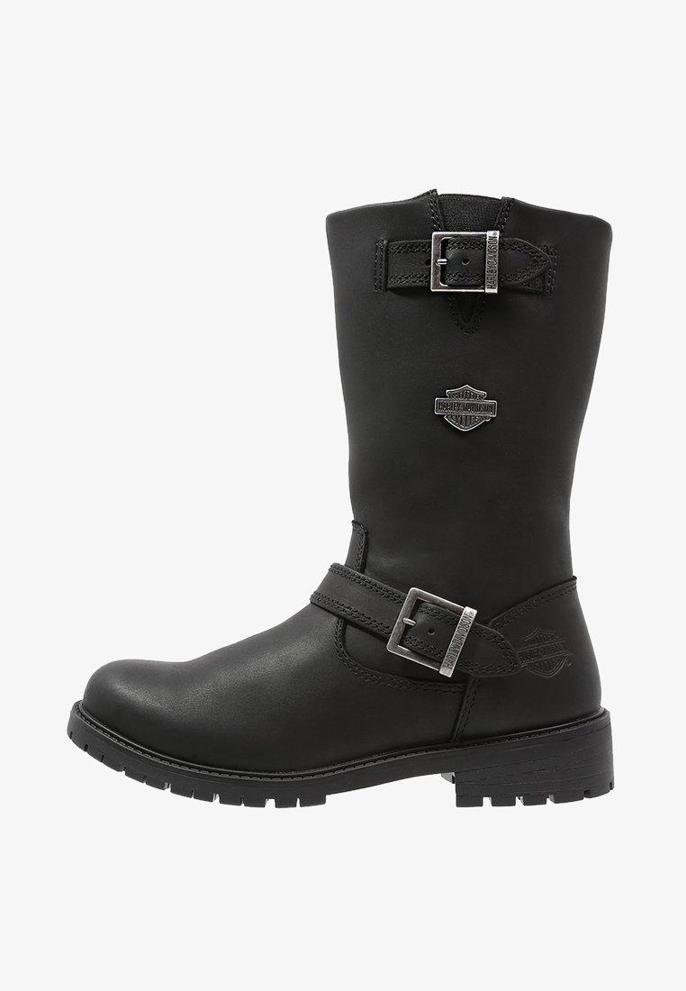 Harley Davidson - RANDY - Cowboy/Biker boots - black