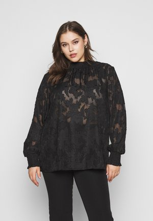 KCBERA BLOUSE - Blouse - black deep