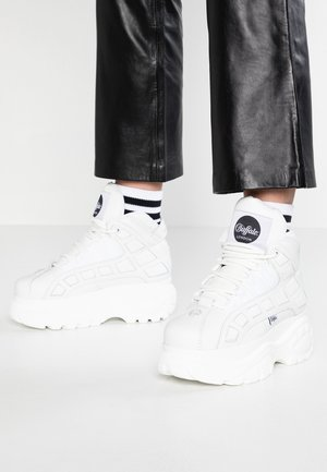 Sneaker high - blanco